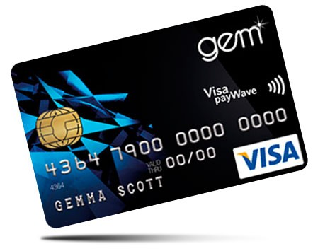 Gem-Visa-Card