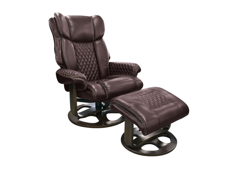 Arizona-Recliner-Burgandy