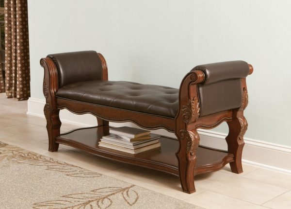 Ledelle-Upholstered-Bench