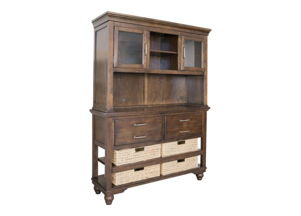 Trisete-Buffet-Hutch