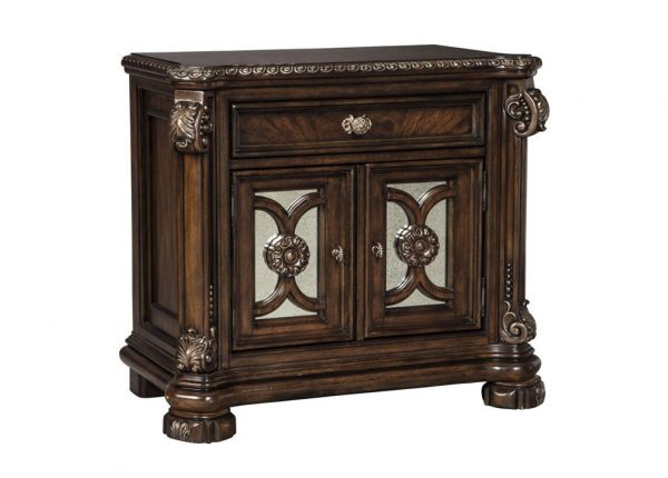 Mansion-Bedside-Table
