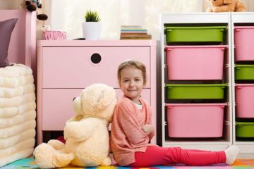 choosing bedroom furniture with your child