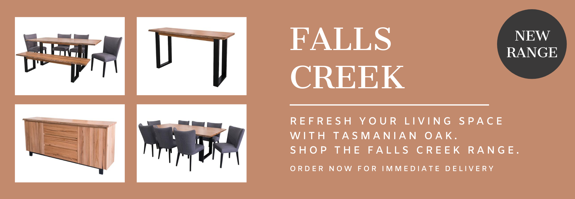 Shop Falls Creek Range